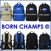 Born Champs(ボーン チャンプス) バックパック・リュック ★BCタイムバックパック_4タイプ (BC TIME BACKPACK)
