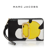 MARC JACOBS * Daisy Snapshot Compact Wallet