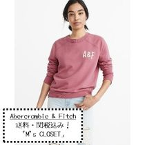 Abercrombie & Fitch 新作ロゴスウェット
