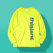 thisisneverthat 2018SS hsp l/sl top #T-shirt