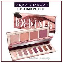 Urban Decay(アーバンディケイ) アイメイク Urban Decay 限定パレット BACKTALK Eye & Face Palette 送料込