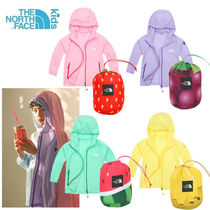 THE NORTH FACE★K'S JUICY PACK JACKET 4色