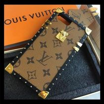 【新作】 EYE TRUNK★LOUIS VUITTON★ iPhone X ストラップ付き
