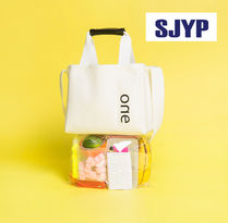 SJYP(エスジェイワイピ) エコバッグ ☆sjyp☆  ONE DOUBLE TRIPLE BAG_ONE 多機能マザーズバッグ
