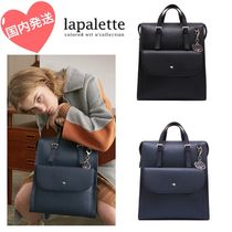 Lapalette(ラパレット) バックパック・リュック 【Lappalette】TWICEダヒョン着用〓PICARDIE BACKPACK