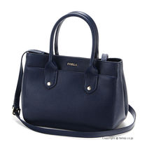 フルラ バッグ FURLA 921150 MEDITERRANE AS TOTE BLUE