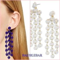 New!セレブ愛用Anthropologie BaublebarゆれるFloral Dropピアス
