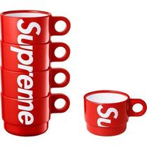 国内発送 18SS Supreme Stacking Cups Set of 4 マグカップ