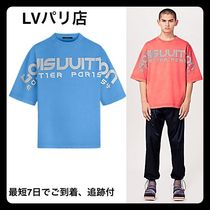 【Louis Vuittonパリ店】すでに完売間近 ロゴ Tシャツ!追跡付