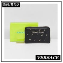 【Versace】Versace Jeans VJ Small Zip Around Purse ミニ 財布