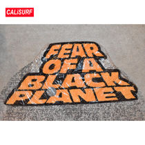 WEEK5★SS18 Supreme x UNDERCOVER Public enemy rug