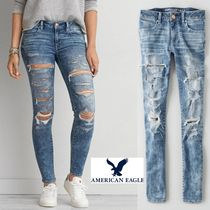 American Eagle Outfitters(アメリカンイーグル) デニム・ジーパン ☆American Eagle Outfitters☆9495 Mara slash jegging ankle