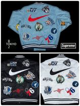 SS18 Supreme NIKE NBA TEAMS WARM UP ジャケット ♡