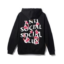 ANTI SOCIAL SOCIAL CLUB PEACH LOVE HOODIE ASIA EXCLUSIVE