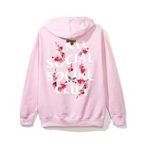 ANTI SOCIAL SOCIAL CLUB PEACH LOVE HOODIE ASIA EXCLUSIVEPINK