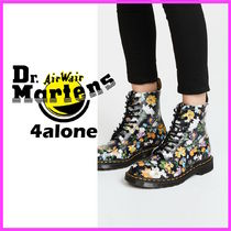 Dr Martens☆Darcy Floral Pascal 8 Eye Boots
