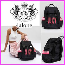 Juicy By Juicy Couture☆ナイロンロゴバックパック