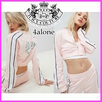 Juicy By Juicy Couture☆レトロクロップドトラックジャケット