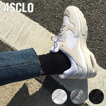 SEVENTEEN着用◆ASCLO◆AIR TRIPLE SNEAKERS スニーカー 全 3色