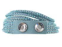 SWAROVSKI ブレスレット 5097617 Slake LIGHT BLUE ihj5097617