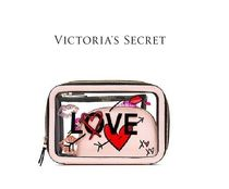 Victoria's Secret ポーチ 3点 Love Backstage Nested Trio