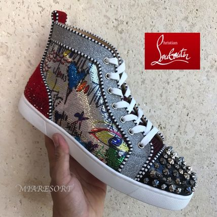 Christian Louboutin スニーカー 限定 Exclusive ★ ルブタン Capsule Collection ★ スニーカー