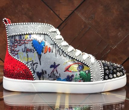 Christian Louboutin スニーカー 限定 Exclusive ★ ルブタン Capsule Collection ★ スニーカー(4)