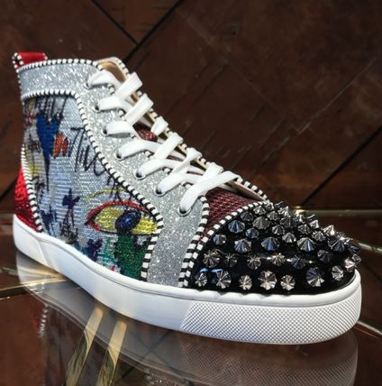 Christian Louboutin スニーカー 限定 Exclusive ★ ルブタン Capsule Collection ★ スニーカー(7)