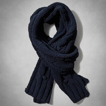アバクロ  スカーフ Cable Knit Winter Scarf