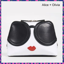 Alice+Olivia(アリスオリビア) メイクポーチ Alice + Olivia*Stace Face Cosmetic Bag*関税込み