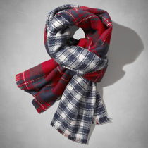 アバクロ THE BLANKET Red Plaid 154-540-0325-059