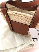 【LOEWE】18SS新作  Basket Small Bag Natural/Tan
