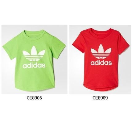 adidas キッズ用トップス ADIDAS KIDS ORIGINALS☆360 Supercolor Tee Tシャツ 5色(3)