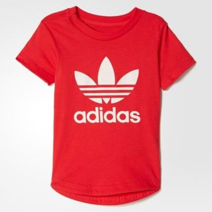 adidas キッズ用トップス ADIDAS KIDS ORIGINALS☆360 Supercolor Tee Tシャツ 5色(5)