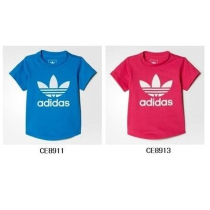 adidas キッズ用トップス ADIDAS KIDS ORIGINALS☆360 Supercolor Tee Tシャツ 5色(2)