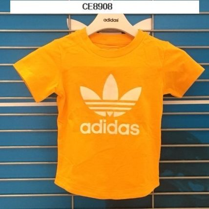 adidas キッズ用トップス ADIDAS KIDS ORIGINALS☆360 Supercolor Tee Tシャツ 5色(4)