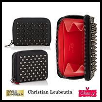 送料・関税込み☆Christian Louboutin Mini Coin Purse ブラック