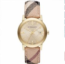 Burberry The City Champagne Dial BU9026
