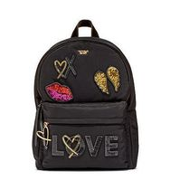 Victoria's Secret リュック Runway Patch City Backpack