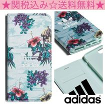 ★Adidas★ORIGINALS FLORAL BOOKLET CASE★IPHONE 8+★