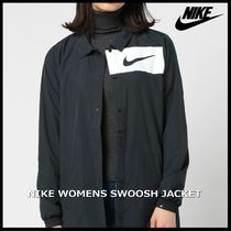 ★国内発送★ナイキ NIKE WOMENS SWOOSH JACKET / BLACK★