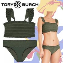 新作18SS★Tory Burch 2Way COSTA bandeau ビキニ SPF50