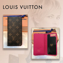 Louis Vuitton ルイヴィトン モノグラム Iphoneplus7,8 正規店