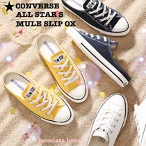 【CONVERSE】ALL STAR S MULE SLIP OXミュール スリップ