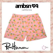 ★Ron Herman取扱★ambsn Pineapple Express Packable 2018