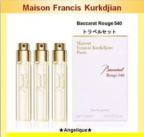 FRANCIS KURKDJIAN ●香水 BACCARAT ROUGE540 ●Travel set