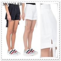 【海外発送】MONCLER★18SS  Cotton Shorts