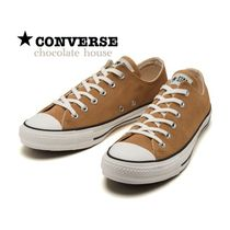 【CONVERSE】コンバース SUEDE ALL STAR OX スエード ベージュ