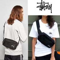 送料・関税込!STUSSY STOCK SIDE BAG