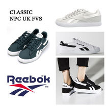 REEBOK★男女兼用 CLASSIC NPC UK FVS_4COLORS